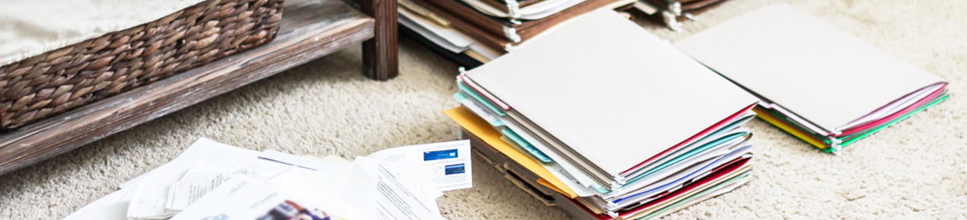 Less paper, less clutter - use SmartHub